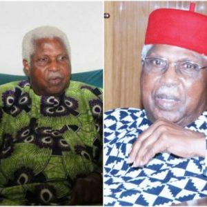 Former Vice-President Alex Ekwueme dies at 85