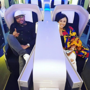 E-Money and wife celebrate 8th wedding anniversary