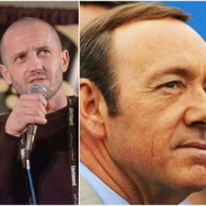 """""""He forcefully put his hand on my crotch"""" – Tony Montana accuses Kevin Spacey of sexual harassment"""