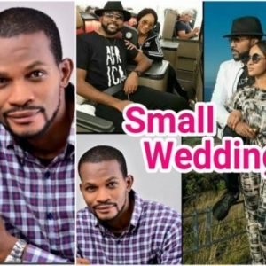 'Are you wedding the whole Nigeria or just one girl' -Actor Uche Maduagwu slams Banky W