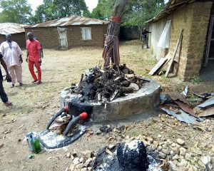 Police uncover two ritualists' dens In Iwo, Osun (Photos)