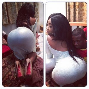 'My talent is as big as my ass' – Ghanaian Actress Moesha Buduong (Photos)