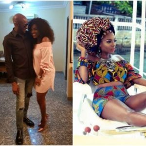 2Face celebrates his wife Annie as she turns a year older today