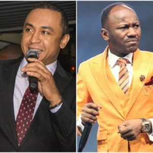 'Is Adeboye God? I'm up for debate with you' -Daddy Freeze replies Apostle Suleman