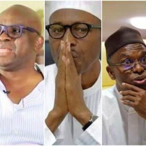 Fayose blasts Buhari for supporting plan to sack Kaduna teachers, El-Rufai replies