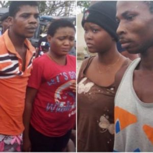 18-year-old pregnant mother reveals why she went into robbery with husband