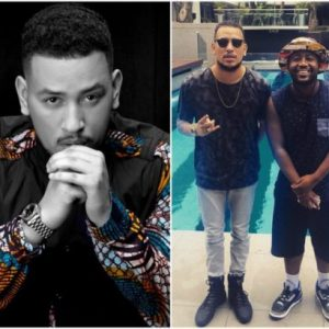 Rapper AKA begs 'bitter rival' Cassper Nyovest to invite him to Johannesburg concert to perform