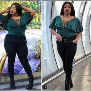 Actress Dayo Amusa comes for those body shaming her