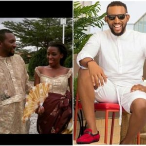 Late singer Eric Arubayi's wife remembers him on their traditional wedding anniversary