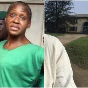 Comrade Phils reveals what Kemi Olunloyo told him as he visited her in Port-Harcourt Prison