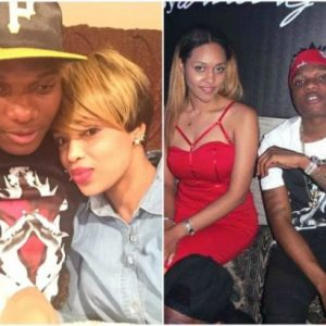 Between Wizkid's 2nd baby mama and follower who said she destroyed his relationship with Tania Omotayo