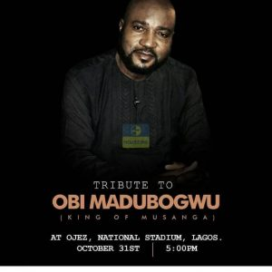 Photos: Candle night held for late actor, Obi Madubogwu