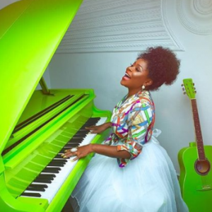 Omawumi Releases Stunning New Photos