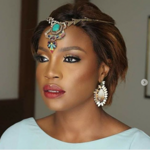 Photos : Seyi Seyi Is Beautiful In New Makeup Photos