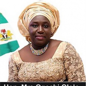 Rochas Okorocha Appoints His Sister As Commissioner for Happiness