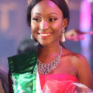 Meet Miss Nigeria 2017 Winner, Ehiguese Mildred Peace