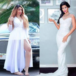 War of Words Between Diamond Platnumz's Lady,Zari Hassan And 'side chick' Hamisa Mobetto