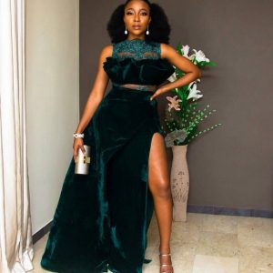 Photos : Checkout Some Of The Celebrity Looks At The Future Awards