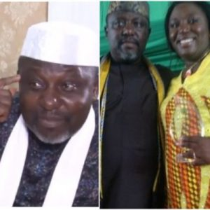 'I want to be Nigeria's President because I have something in my head' -Rochas Okorocha defends appointing family members