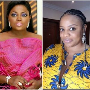 'Why not call her?' Fans blast Funke Adesiyan over IG post to Funke Akindele