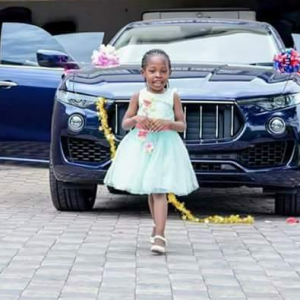 Malawain Pastor Shepard Bushiri Buys His Daughter A Maserati For Her 6th Birthday