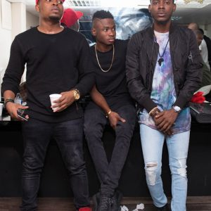 Olamide speaks about His Relationship With Adekunle Gold And Lil Kesh