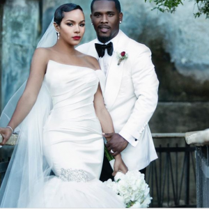 Photos: Former Destiny's Child Singer Letoya Luckett Ties The knot
