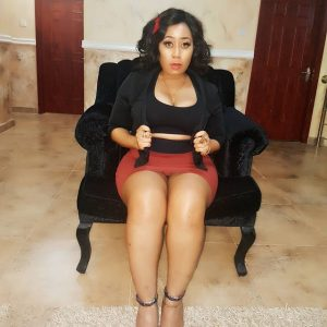 Anything Wrong With This Photo Of Moyo Lawal