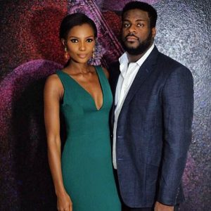 Agbani Darego Shares Photo For The First Time With Her Husband Ishaya Danjuma