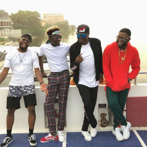 Mr Eazi Is A Goat – Nigerians Come For The Singer Over His Dressing