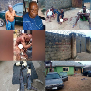 Why We Shot Kidnappers In Their Testicles — Police