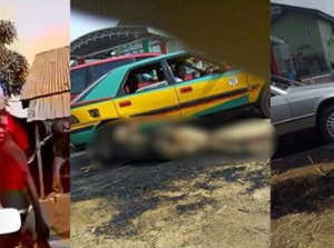 Suspected Female Kidnapper Burnt To Death In Kwara State