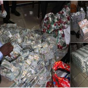 Ikoyi Whistle-Blower Jets Out As FG Pays First Installment