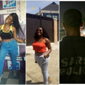 Nigerian OAP Says She Will March Bare Chested With 10,000 Women Over Alleged SARS Killings