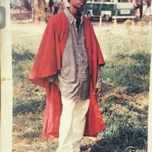Denrele Edun Narrates How He Was Disgraced On His Matric Day