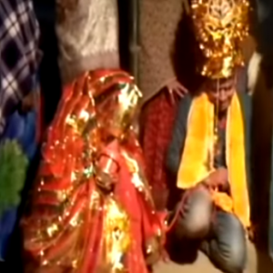 Video : Indian Man Cries As He Is Forced To Marry Woman At Gunpoint