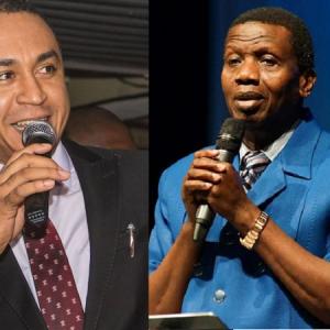 Daddy Freeze Compares Pastor Adeboye Post To Najwa Zebian, A Muslim Lady