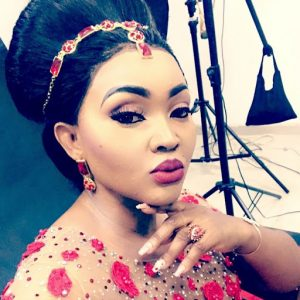 Mercy Aigbe Addresses Her Birthday Dress Controversy