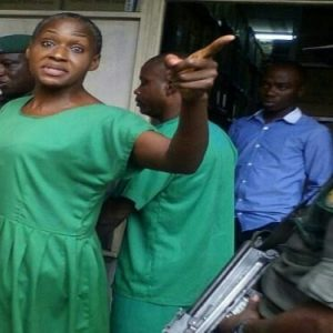 Kemi Olunloyo Realeased From Prison