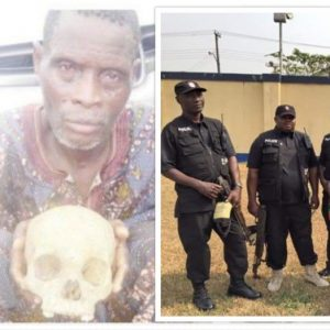 How SARS Collected N2m from a Ritualist caught with Human Heads And Let him Go with the Heads