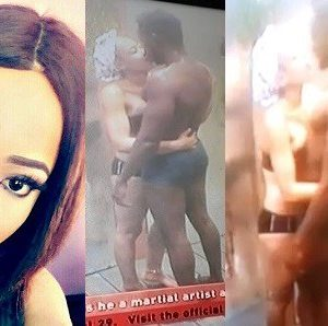 #BBNaija: Nina Apologises To Her Boyfriend For Making Out With Miracle