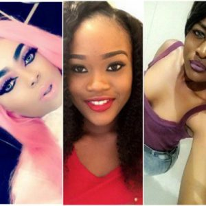 #Bbnaija: Bobrisky Calls Cee-C A Dumb And Cheap Girl, Tobi And Leo Clash Over Alex