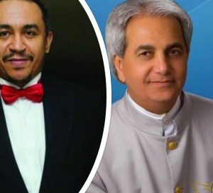 Daddy Freeze Calls Pastor Benny Hinn A Thief