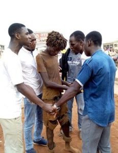 How Redeemed Christian Fellowship Members Healed A Mad Man In Ogun