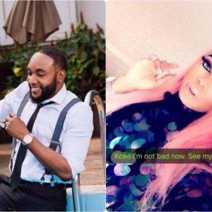 I Won't Stop Crushing On Kcee Till He Comes To Pay My Bride Price – Bobrisky