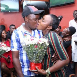 Photos From A Kissing Competition In Uganda On Valentine's Day