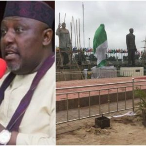 Rochas Okorocha Announces Plans To Erect Three More Statues