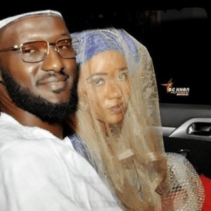 Comedian Funky Mallam Weds Again