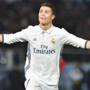 Ronaldo Sets Record With 100th CL Goal