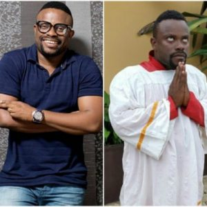 I Have Dual Personality ,I Wasn't Born Dumb, What You See On TV Is Different From Reality'- Imeh Bishop Umoh